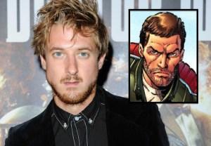 Arrow/Flash Spinoff Rip Hunter Arthur Darvill