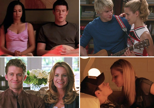 Glee Couples Best Worst