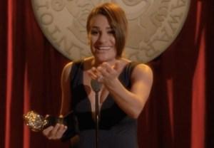 Glee Finale Rachel Tony