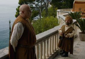 Game of Thrones Jon Tyrion Video Season 5