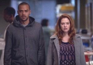 Grey's Anatomy Preview JApril