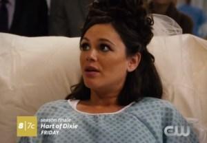 Hart of Dixie Season 4 Finale Spoilers
