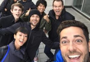 Heroes Reborn Cast Photo