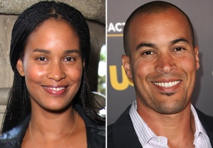 Joy Bryant Coby Bell The Advocate