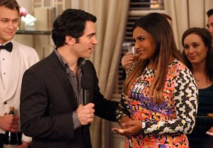 Mindy Project Fertility Clinic Opening