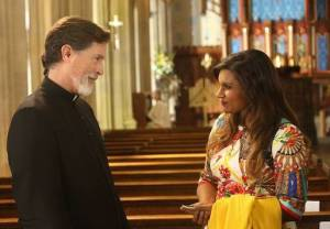 Stephen Colbert The Mindy Project Photos