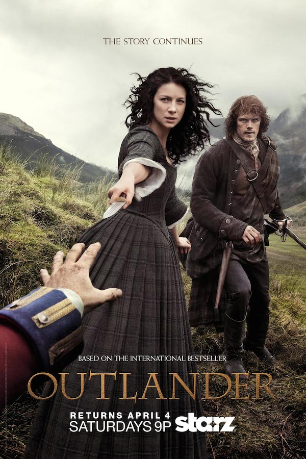 Outlander 1B Posters