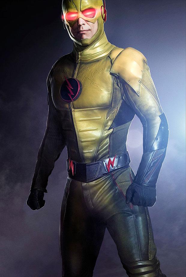 Reverse Flash Costume