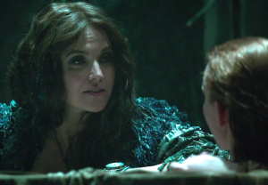 Salem Lucy Lawless Video Season 2