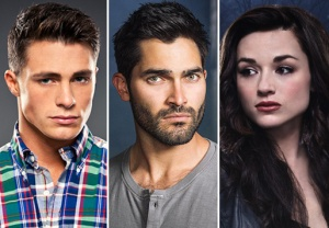 Teen Wolf Cast Exits