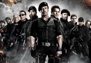 The Expendables Fox
