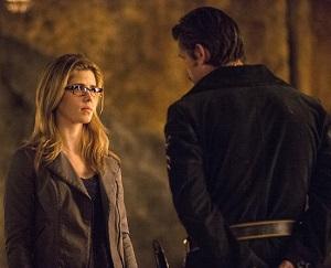 Arrow Oliver Felicity Sex Scene