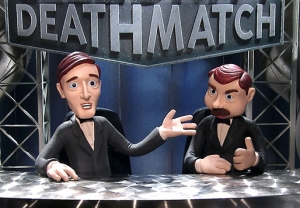 Celebrity Deathmatch MTV2