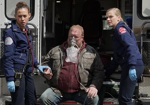 Chicago Fire Dora Madison Burge