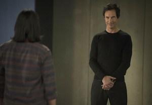 The Flash Recap Iris Learns Secret