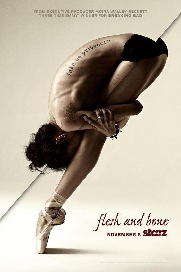 Flesh and Bone Premiere Date Poster