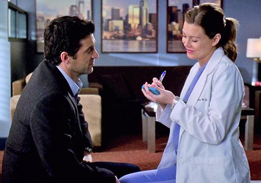 Greys Anatomy Meredith Derek Relationship