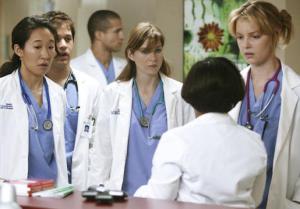 Grey's Anatomy Pilot