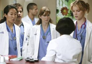 Grey's Anatomy Pilot