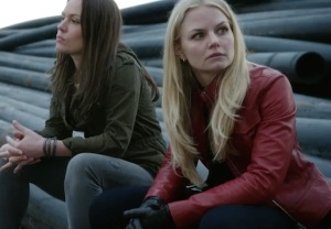 Once Upon a Time Emma Lily Reunite