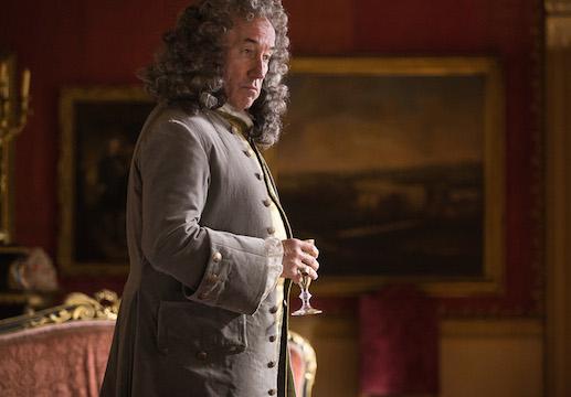 Outlander Claire Geillis Arrested Season 1 Recap