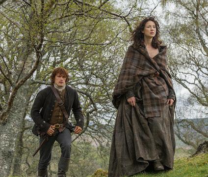 Outlander Claire Geillis Trial Witchcraft