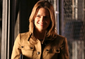 Stana Katic Returning to Castle