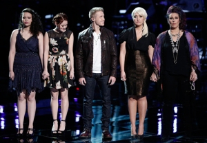 The Voice Results