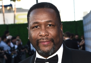 Wendell Pierce Clarence Thomas