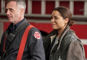 Chicago Fire Gabby Dawson Pregnant Casey Missing