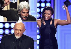 Critics Choice Television Awards Winners