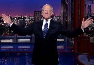 David Letterman Late Show