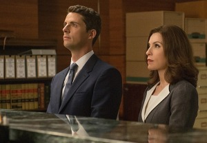 Matthew Goode Leaving The Good Wife