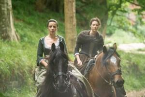Outlander Claire Sings Recap