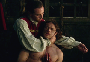 Outlander Jamie Rape Randall