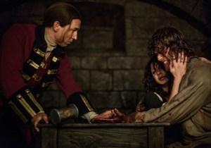 Outlander Jamie Wentworth Jack