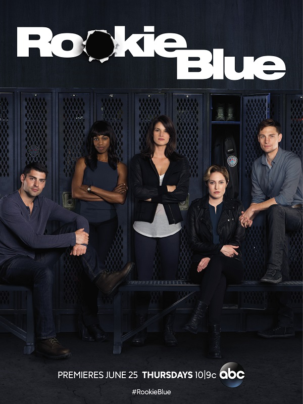 Rookie Blue Season 6 Poster