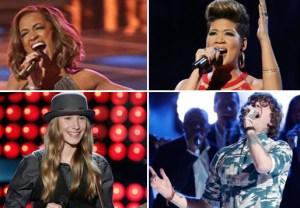 the voice best performances