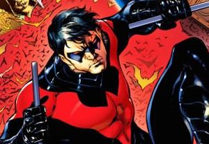 TNT Titans Robin Nightwing