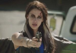 "Jessica Lowndes as ""Bridget"""
