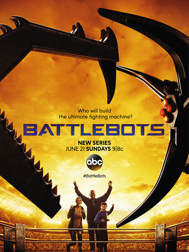 BattleBots Poster ABC