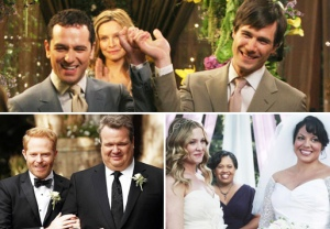 Best Gay TV Weddings