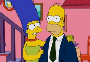 Homer Marge Divorce
