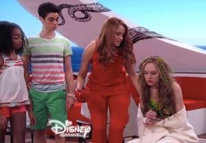 Jessie Video Mermaid