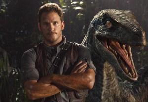 Jurassic World FX