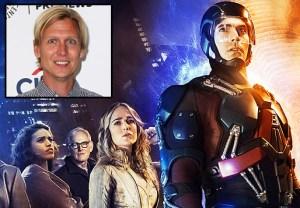 DC's Legends of Tomorrow Phil Klemmer Showrunner