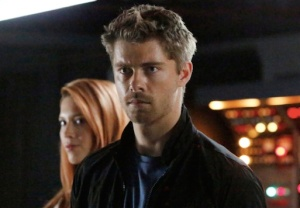 Agents SHIELD Luke Mitchell Regular
