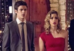 The Flash Season 2 Cast Felicity