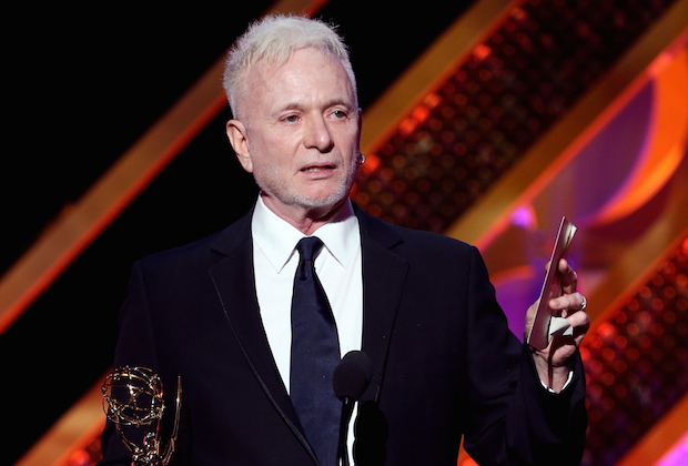 Anthony Geary General Hospital Return