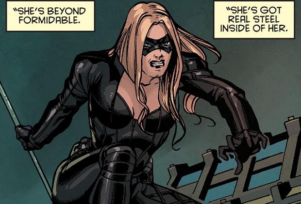 Arrow Season 2.5 Comic Finale